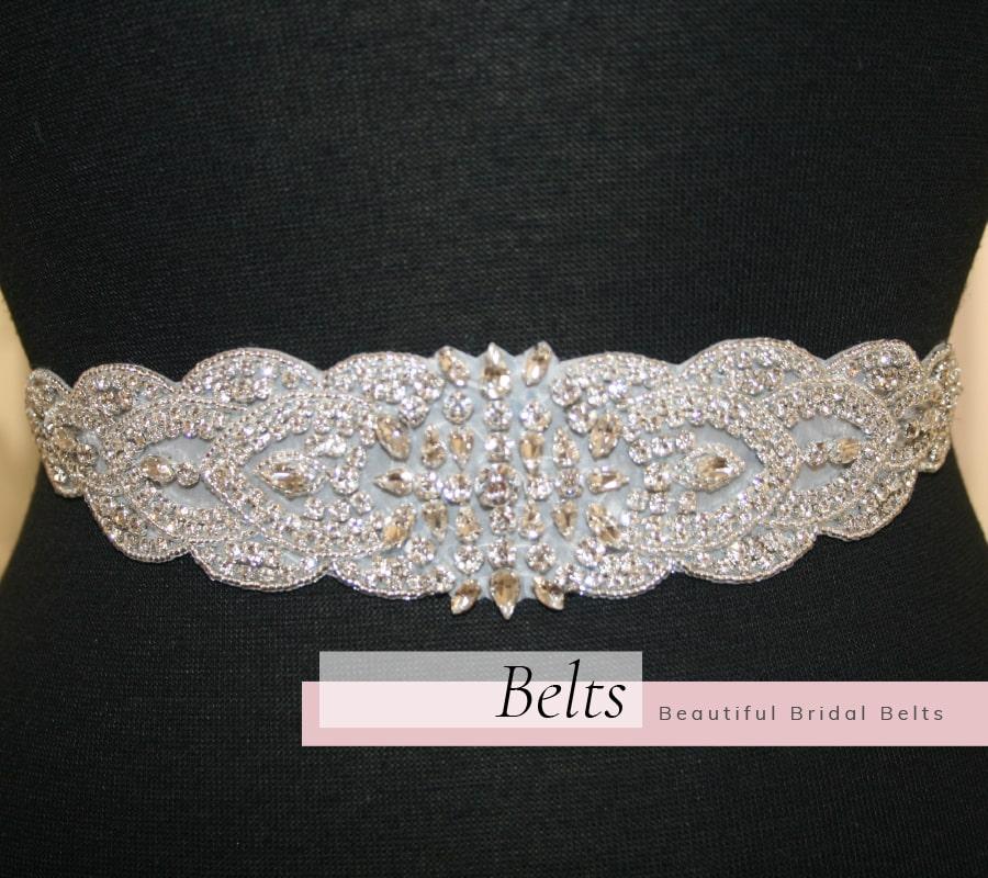 Bridal Belts - La Bella Sposa