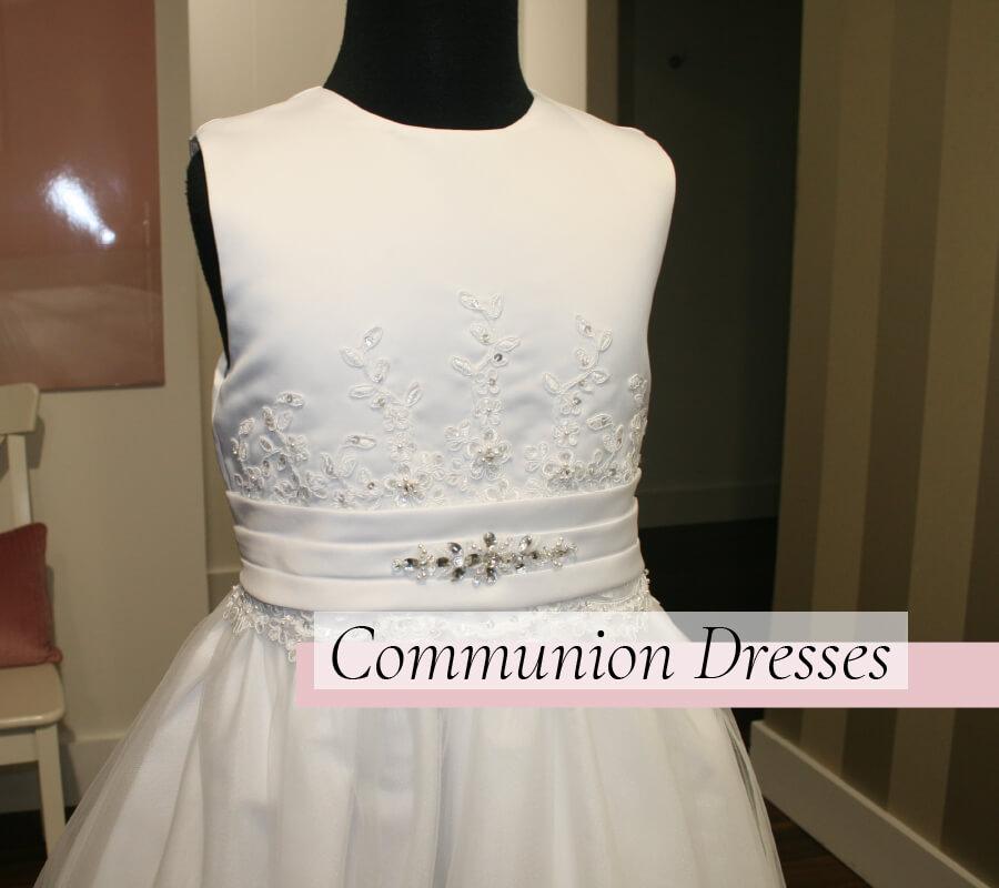 Communion Dresses - La Bella Sposa