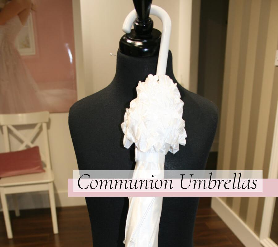 Communion Umbrellas - La Bella Sposa