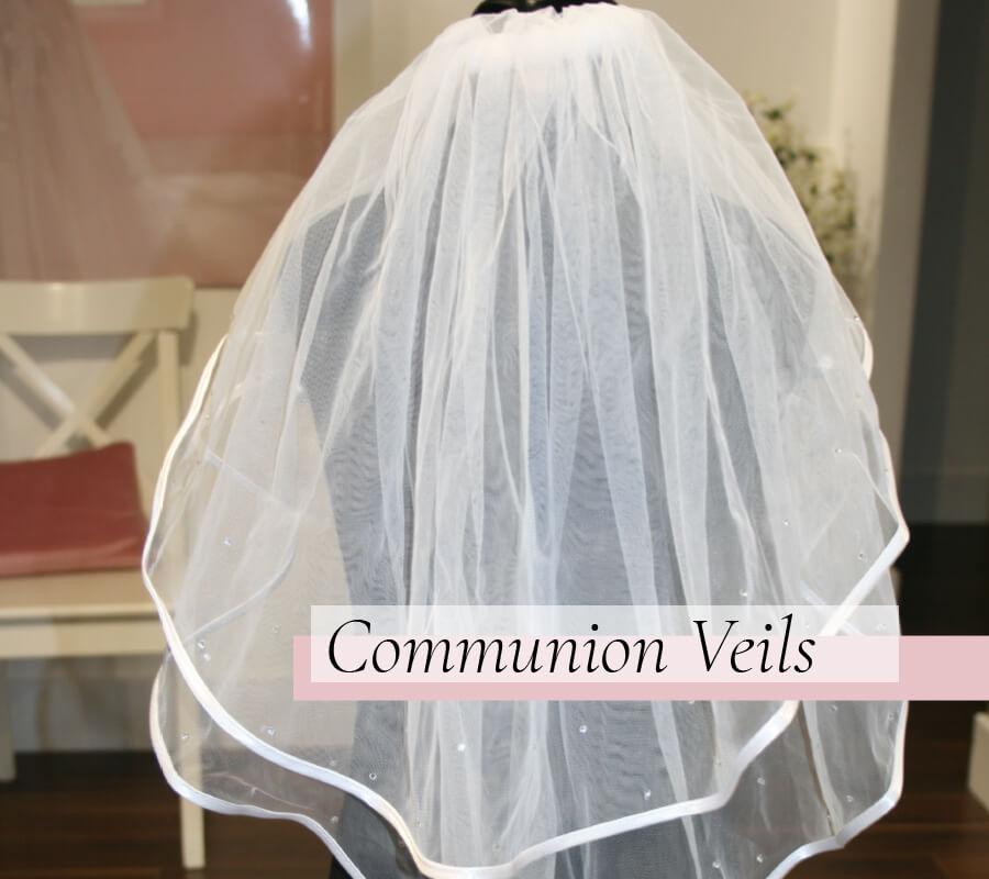 Communion Veils - La Bella Sposa