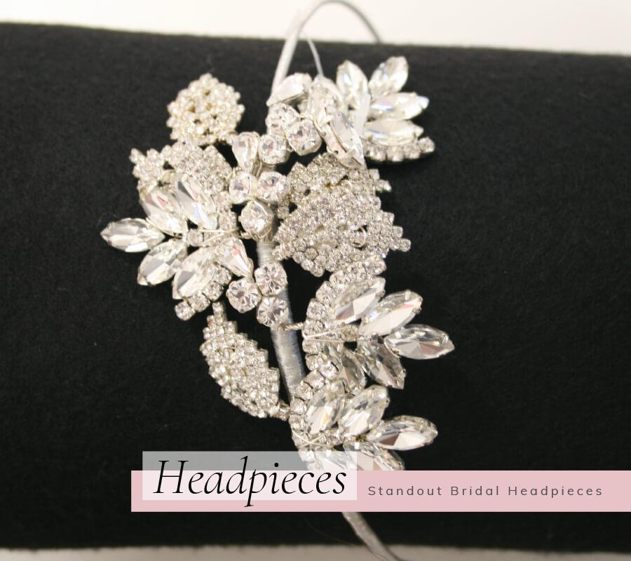Bridal Headpieces - La Bella Sposa