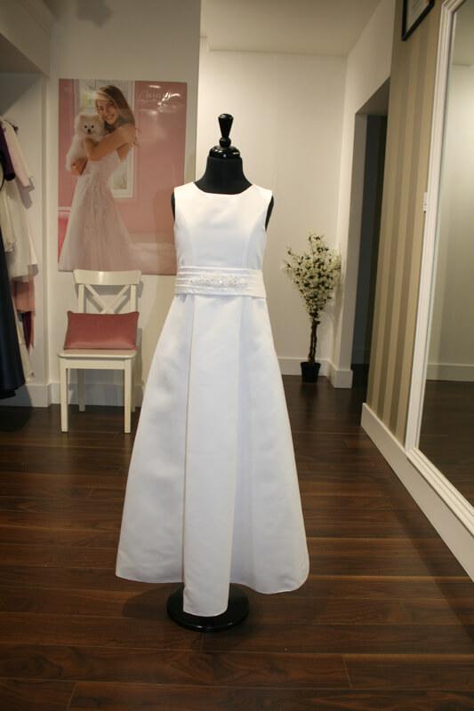 5084 Communion Dress
