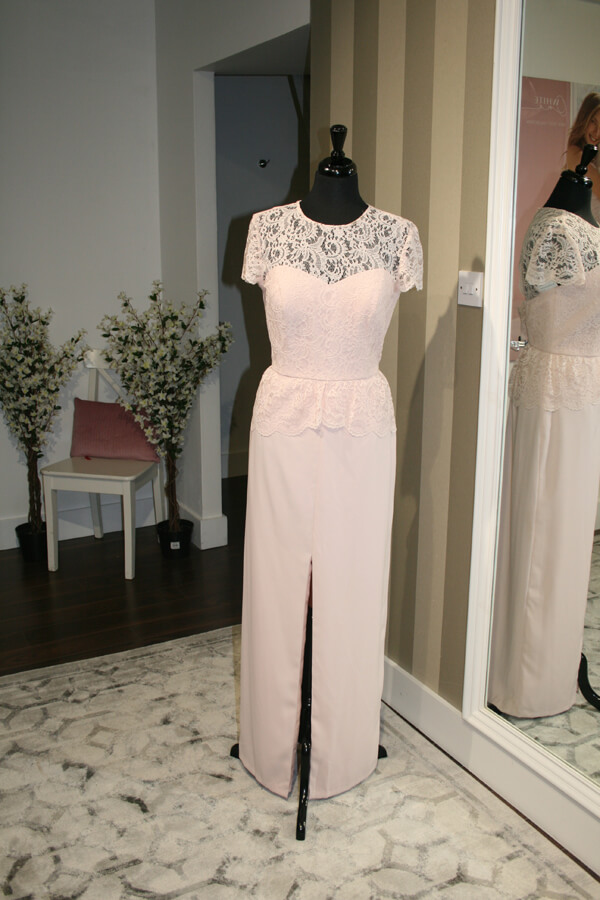 JP1012 Bridesmaid Dress