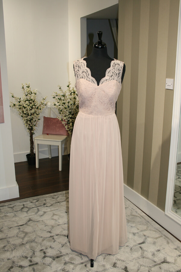 6764 Bridesmaid Dress