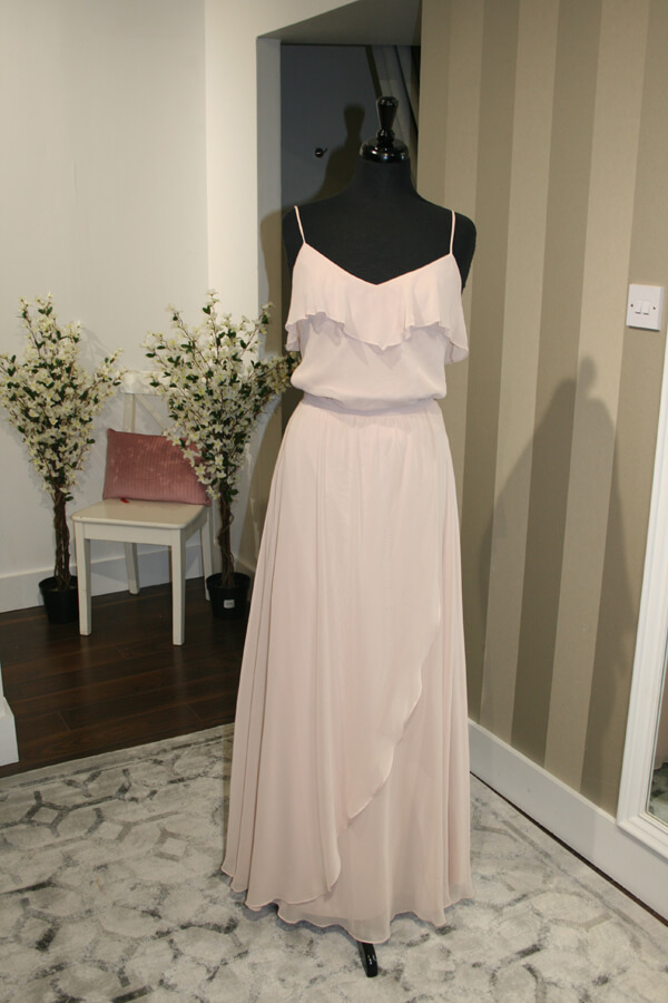 2 Piece JYT530 JYS531 Bridesmaid Dress