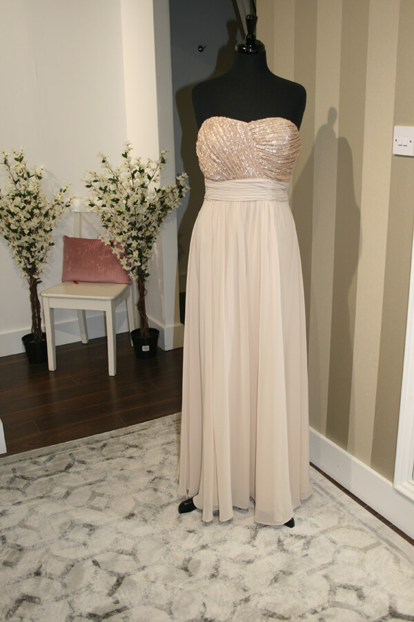11704 Bridesmaid Dress