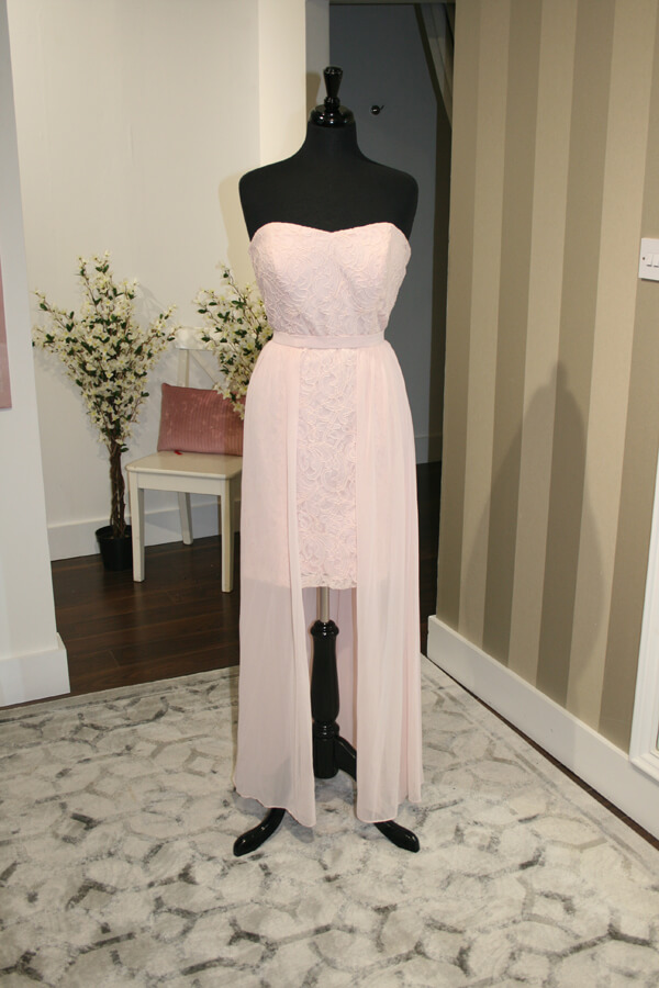2954 Bridesmaid Dress