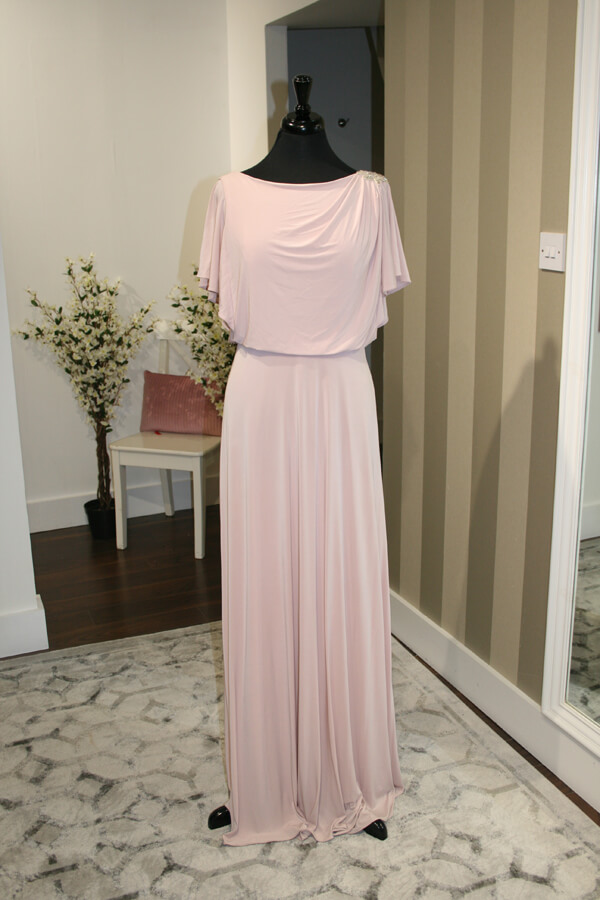 JY511 Bridesmaid Dress
