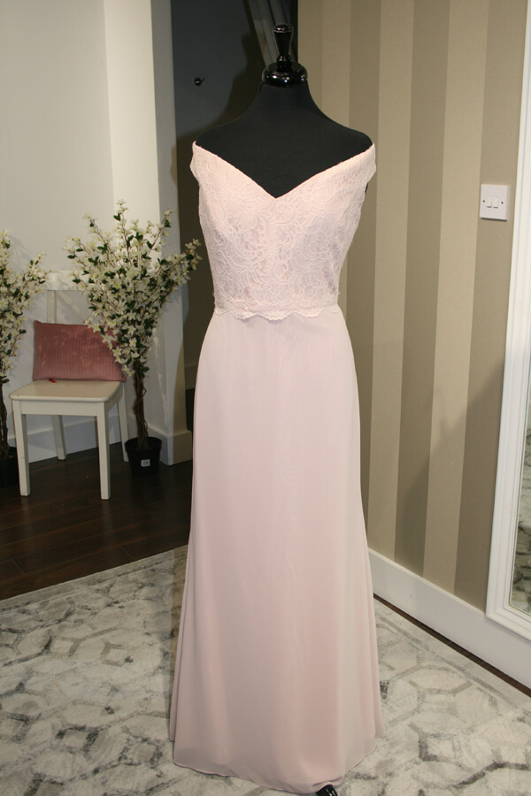 4536 Bridesmaid Dress