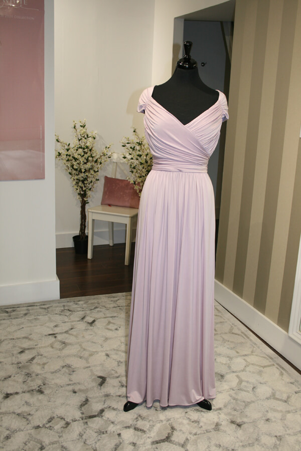 6697 Bridesmaid Dress