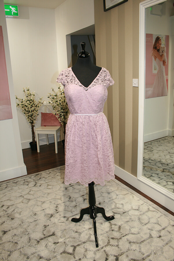 JY509 Bridesmaid Dress