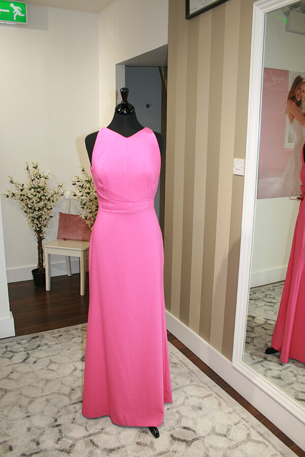 6740 Bridesmaid Dress