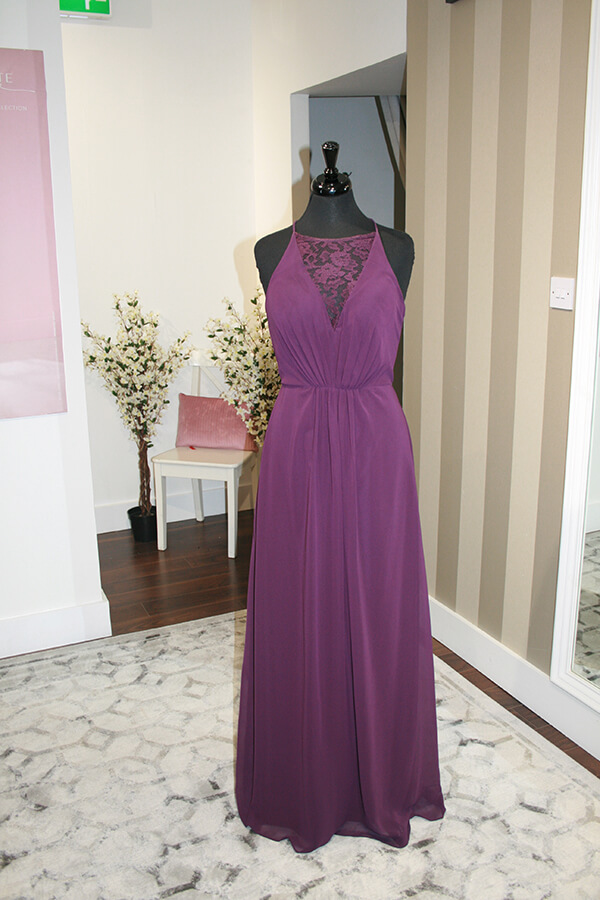 1708 Bridesmaid Dress