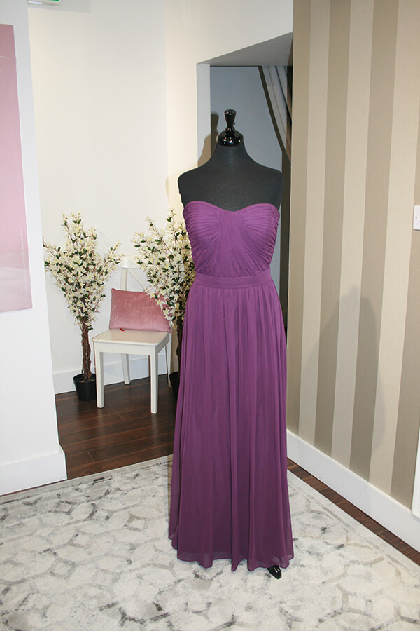 2943 Bridesmaid Dress