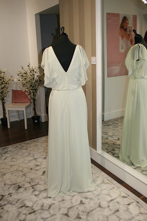 1700 Bridesmaid Dress