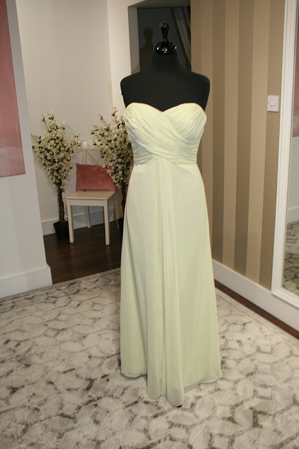2928 Bridesmaid Dress