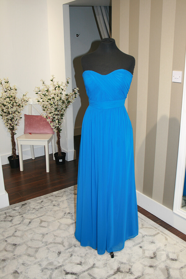 2942 Bridesmaid Dress