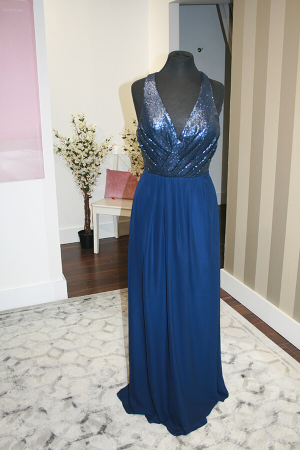 1701 Bridesmaid Dress