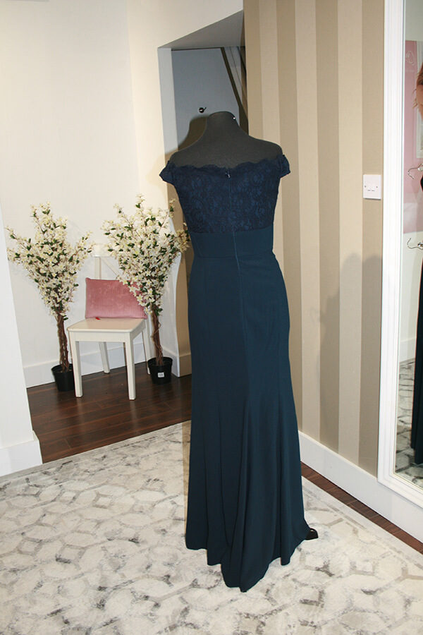 lr243 Bridesmaid Dress