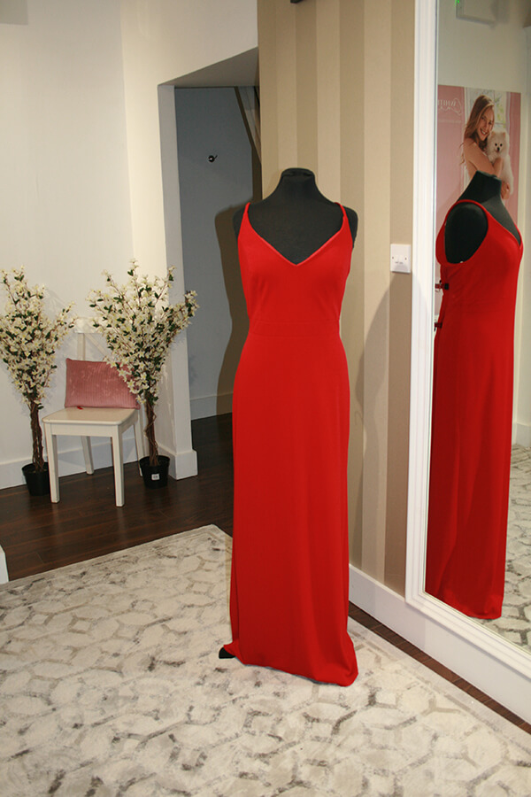 TH001 Bridesmaid Dress