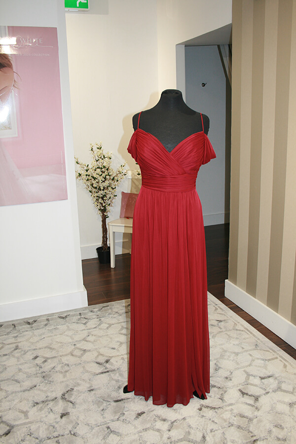 D743 Bridesmaid Dress