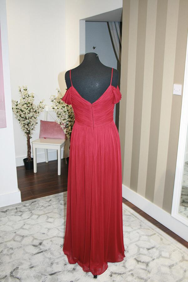 D743 Bridesmaid Dress