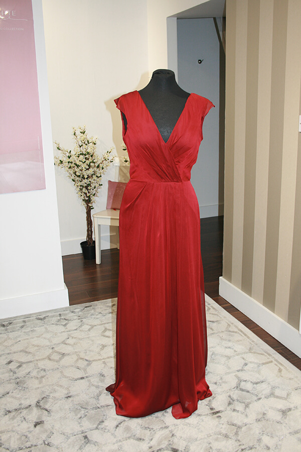 1712 Bridesmaid Dress