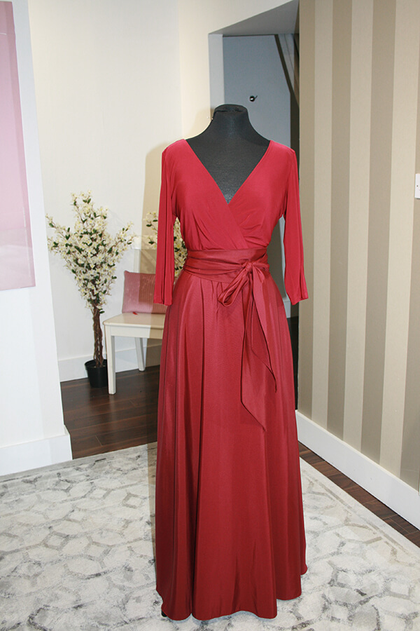 D736 Bridesmaid Dress