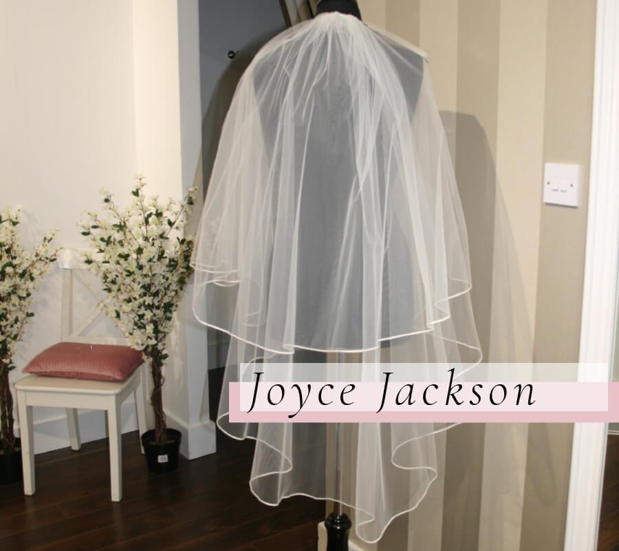 Joyce Jackson Veils - La Bella Sposa