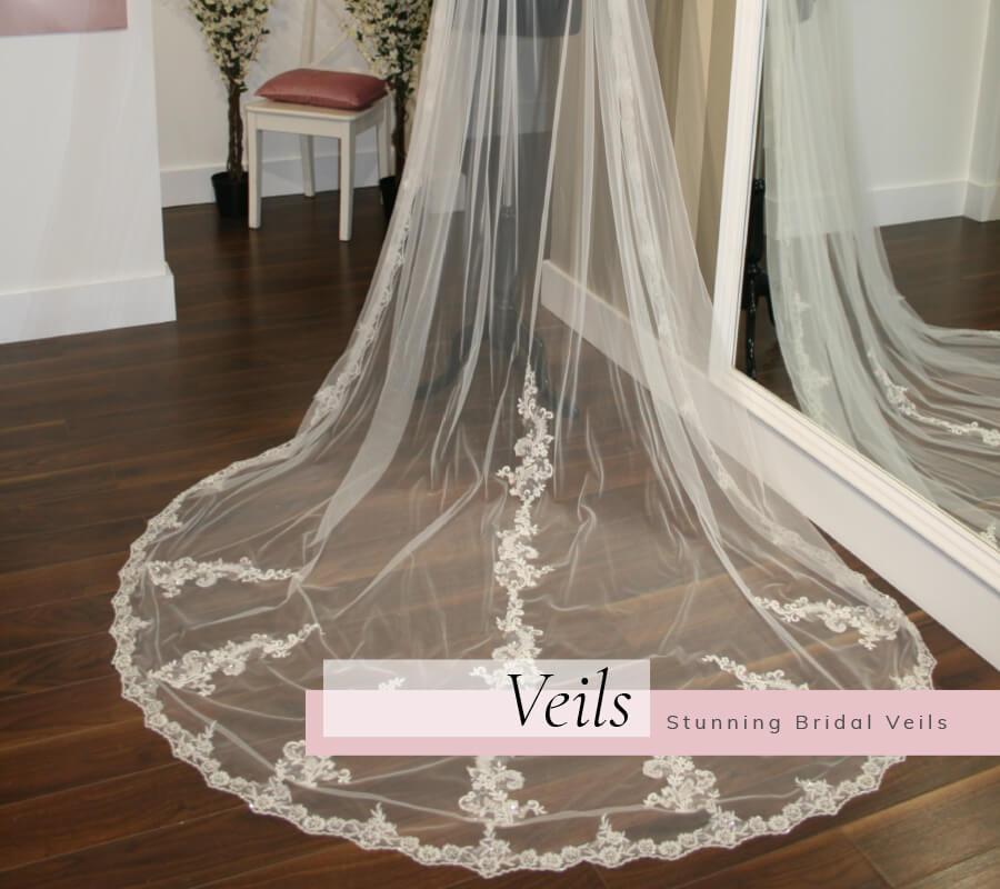 Bridal Veils - La Bella Sposa
