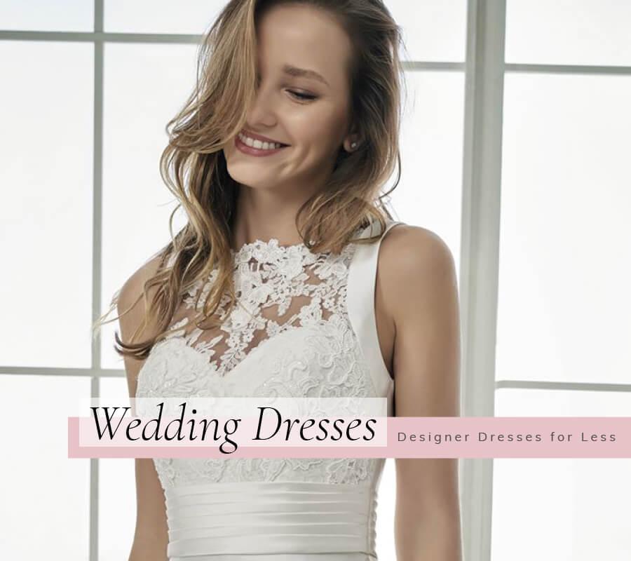 Wedding Dresses for less - La Bella Sposa