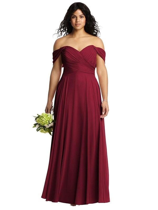 2970 Bridesmaid Dress