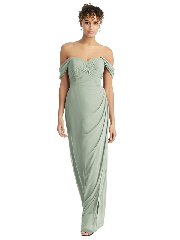 4543 Bridesmaid Dress