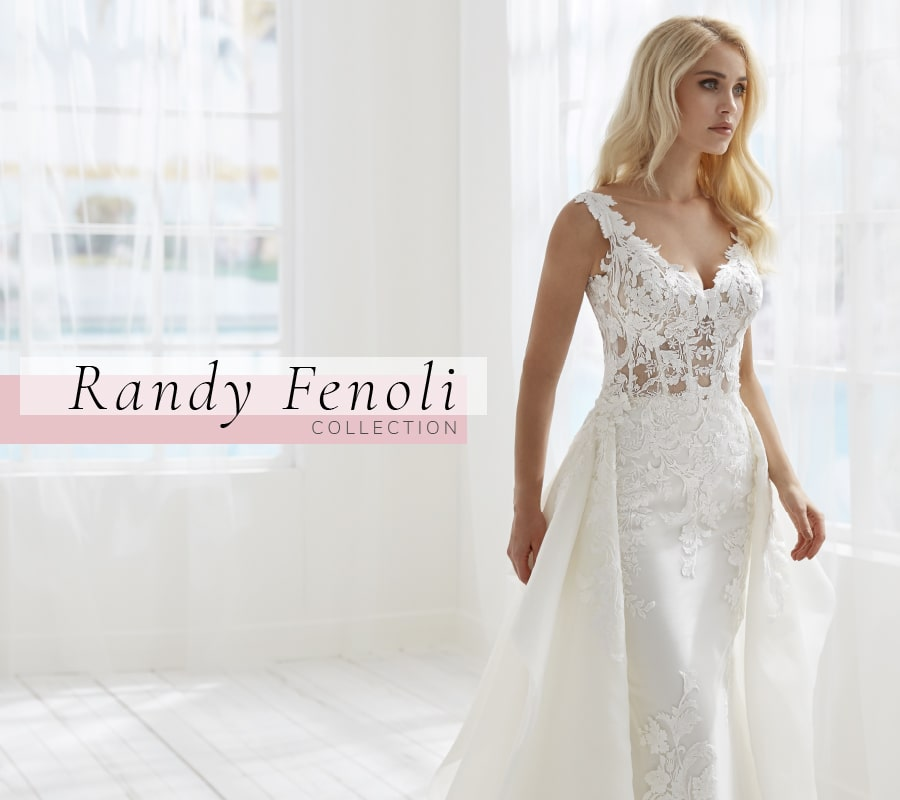 Fandy Fenoli Wedding Dresses