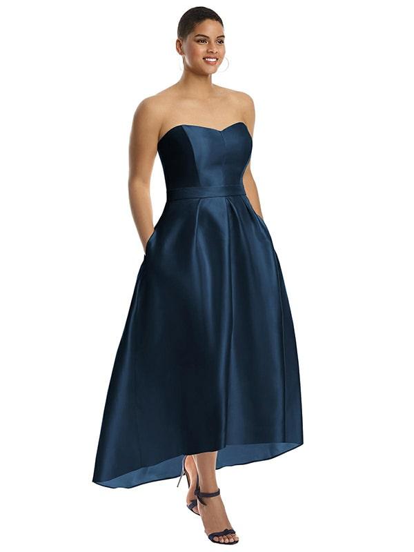 d699 Dessy Bridesmaid Dress