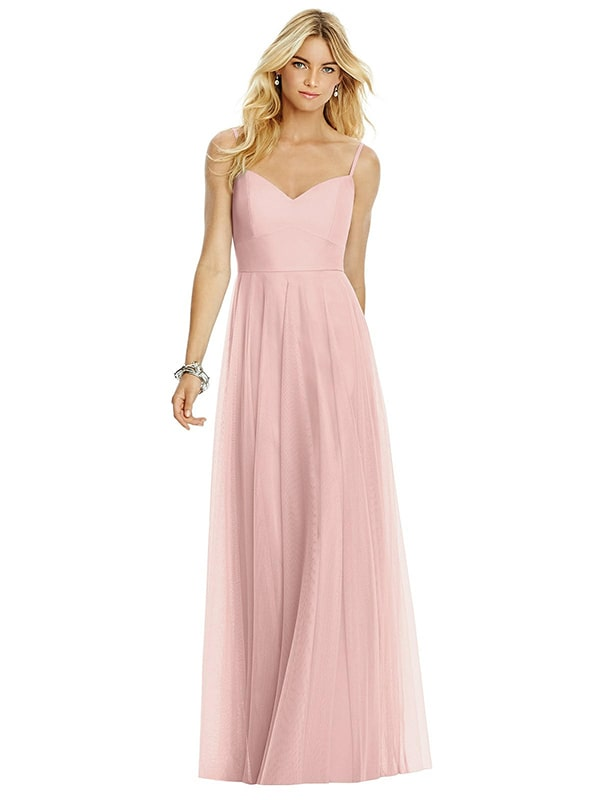 6766 Dessy Bridesmaid Dress