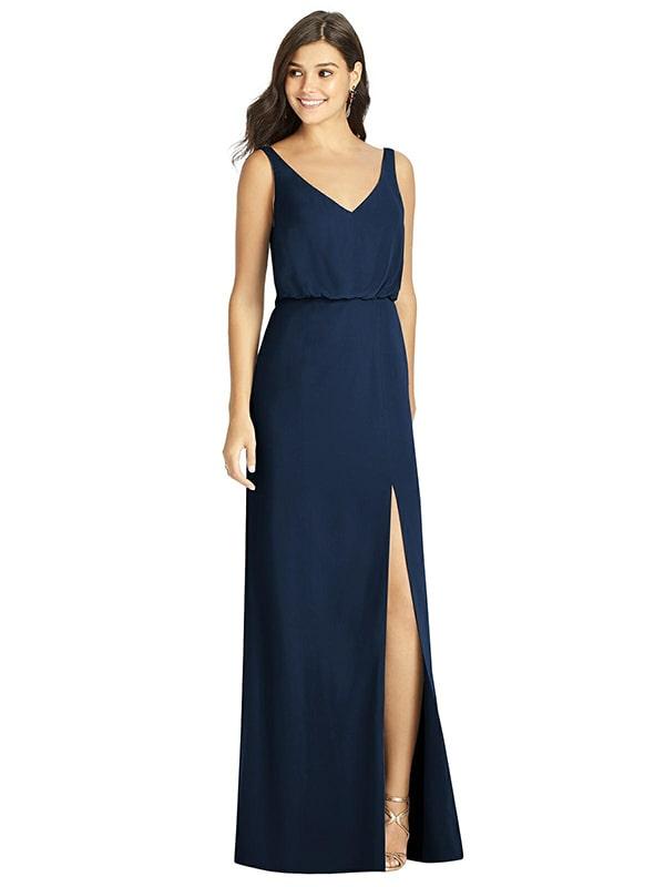 Th006 Dessy Bridesmaid Dress
