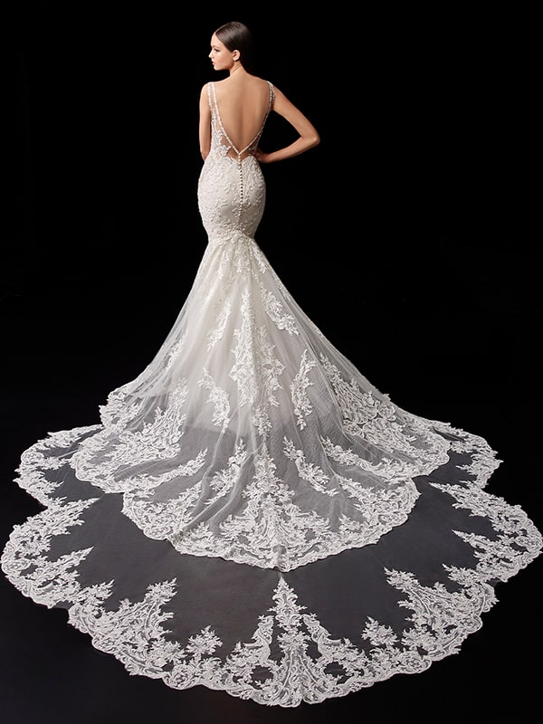 Enzoani - Pamela Wedding Dress - La Bella Sposa