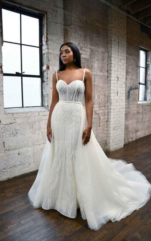 Martina Liana 1287 Wedding Dress