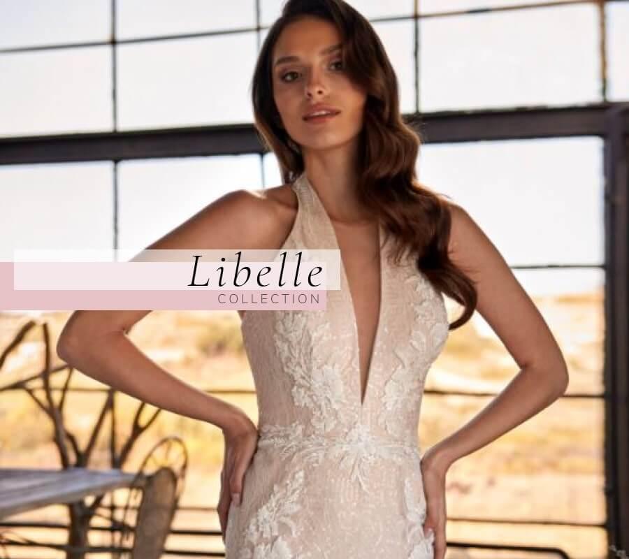 Libelle Wedding Dress